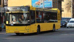 Kiev public transport