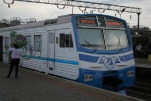 Kiev city train