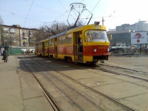 Kiev public transport, Kiev tram