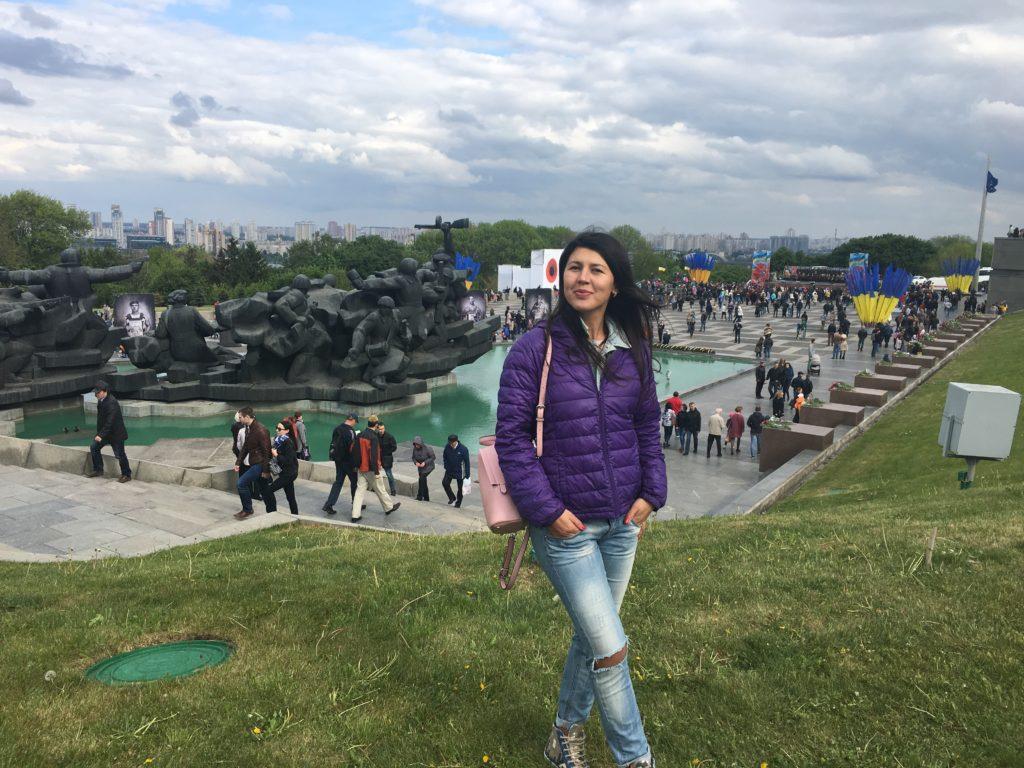WWII Kiev museum tour