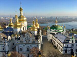 Kiev Pechersk Lavra Tour