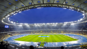 Olimpiyskiy Stadium Kiev