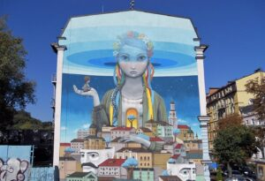 Kiev Street Art Tour