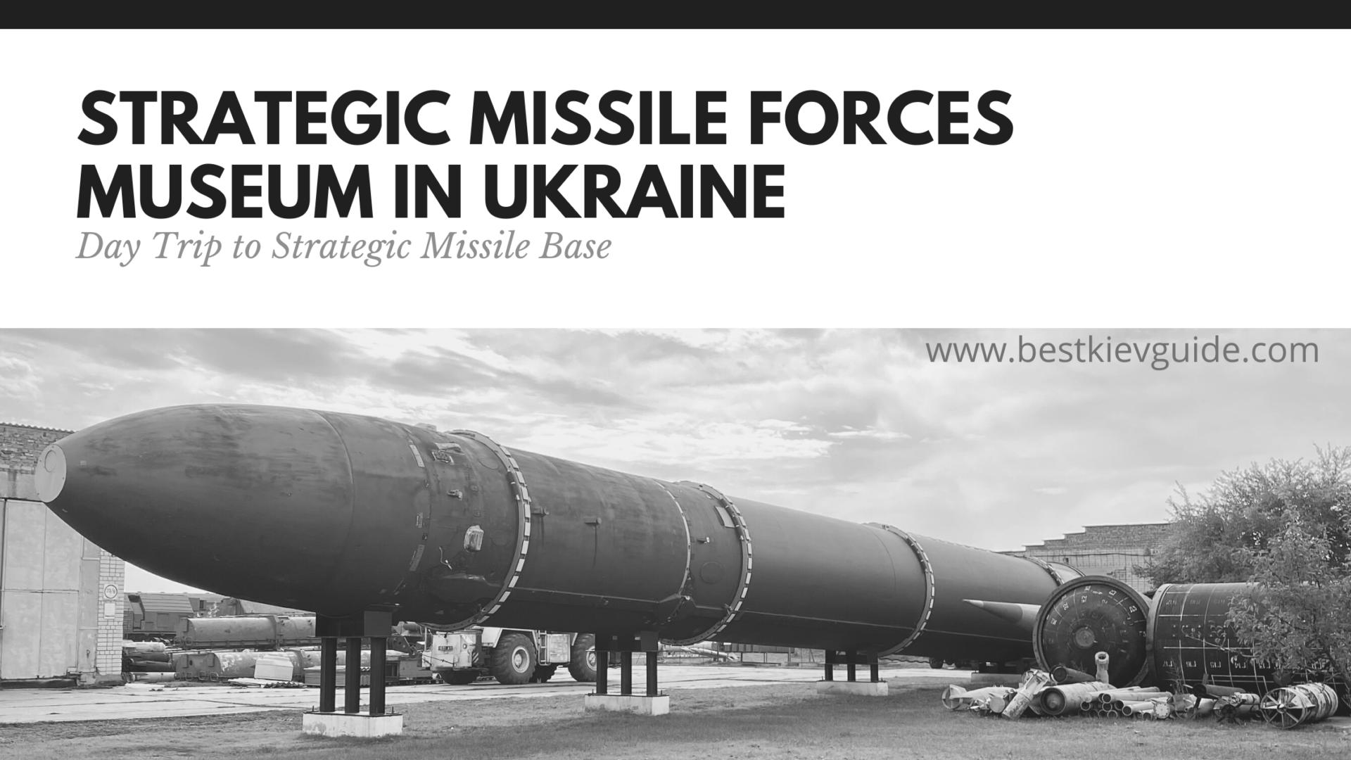 missile base trip ukraine